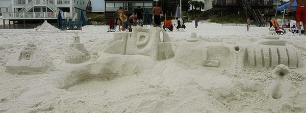 Beach sculpt 1