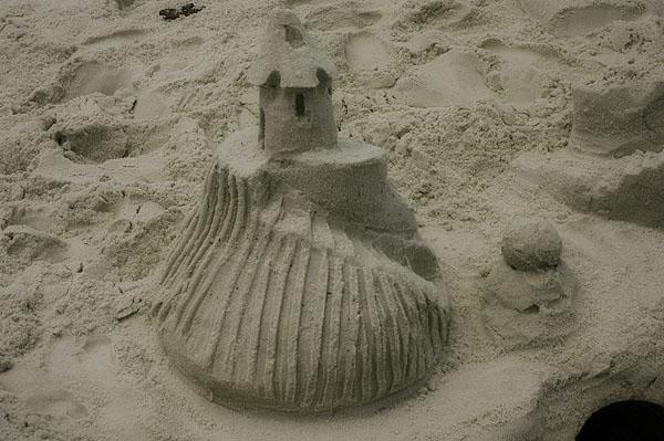 Beach sculpt 3