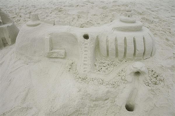 Beach sculpt 2